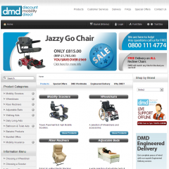 Clients eCommerce Site