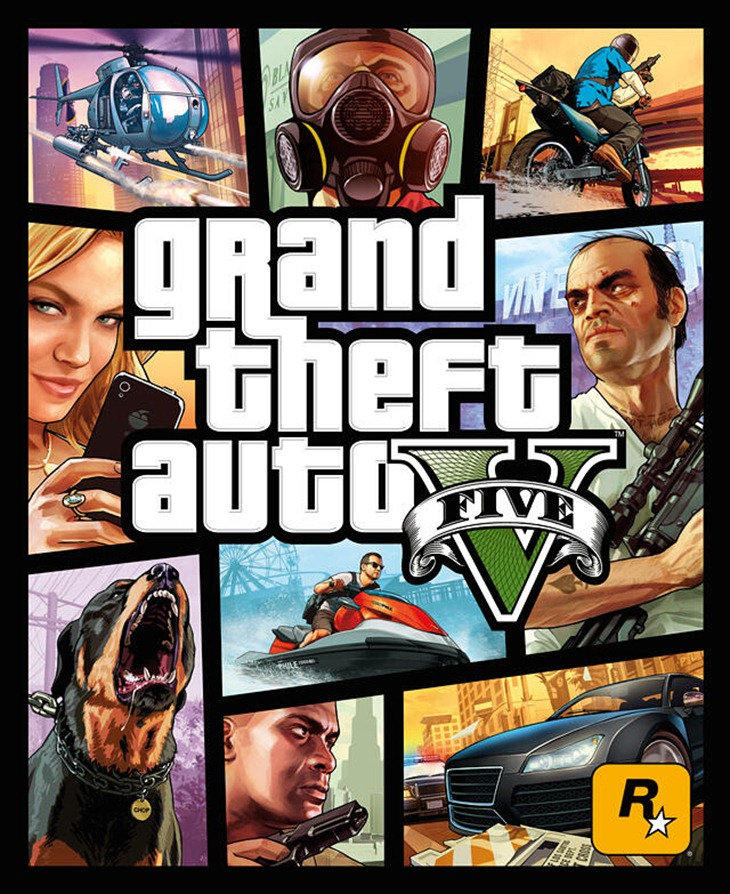 Grand Theft Auto V PC Version